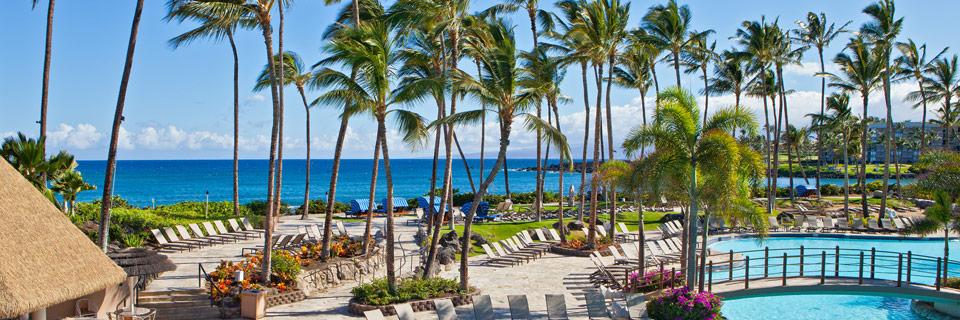 Hilton Waikoloa Village Ocean Pool